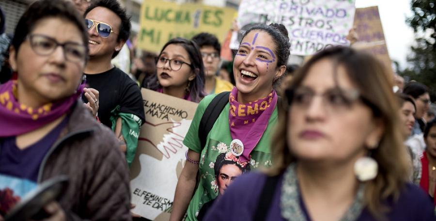 activismo xuvenil